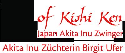 Japan Akita Inu Welpen aus Sachsen vom Zwinger of Kishi Ken